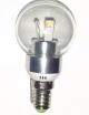 Светодиодная лампа Е14 360 градусов теплая 3 Вт 3000К