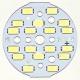Модуль светодиодный 9Вт диаметром 38мм 3000-3500К