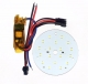 Комплект для изготовления светильника мощностью 8Вт, цвет белый 5000-5500К
